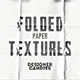 Folded Paper Textures - GraphicRiver Item for Sale