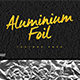 Aluminium Foil Textures Pack - GraphicRiver Item for Sale