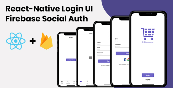 React Native UI Plugins, Code & Scripts from CodeCanyon