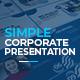 Simple Corporate Presentation - VideoHive Item for Sale