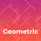 Geometric Backgrounds - GraphicRiver Item for Sale