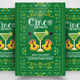 Cinco De Mayo Event Flyer - GraphicRiver Item for Sale