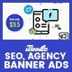 C05 - SEO, Startup Agency Banners GWD & PSD