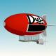 Duff Zeppelin - 3DOcean Item for Sale