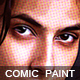 Cartoon Comic Oil Painting - GraphicRiver Item for Sale