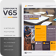 Corporate V65 Flyer - GraphicRiver Item for Sale