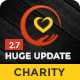 HelpMe - Nonprofit Charity WordPress Theme - ThemeForest Item for Sale