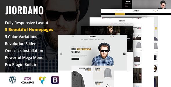 Review: Jiordano - Responsive Fashion WooCommerce WordPress Theme free download Review: Jiordano - Responsive Fashion WooCommerce WordPress Theme nulled Review: Jiordano - Responsive Fashion WooCommerce WordPress Theme