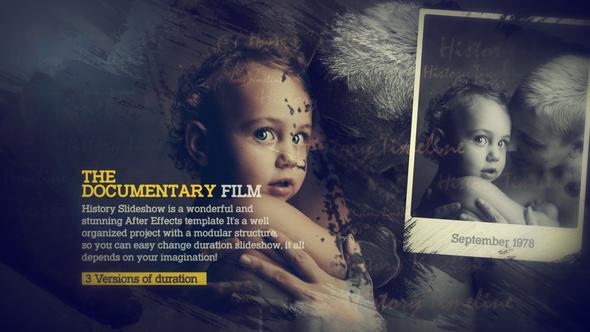 Documentary History Slideshow