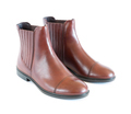 Isolated Pair Women's Leather Boots - PhotoDune Item for Sale