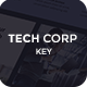 Tech Corp - Keynote Template - GraphicRiver Item for Sale