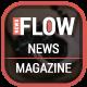 Flow News - Magazine and Blog WordPress Theme - ThemeForest Item for Sale