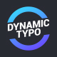 Dynamic Typo - VideoHive Item for Sale