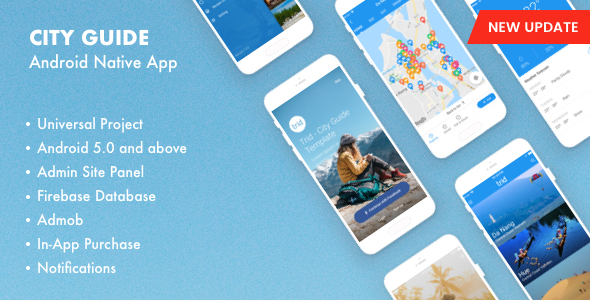 Make A Mobile Gps App With Mobile App Templates from CodeCanyon