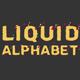 Liquid Alphabet - VideoHive Item for Sale