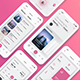 Bryana - iOS Hotel Booking App UI Kit - GraphicRiver Item for Sale