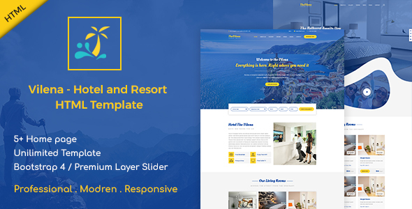Review: Vilena - Hotel and Resort Booking HTML Template free download Review: Vilena - Hotel and Resort Booking HTML Template nulled Review: Vilena - Hotel and Resort Booking HTML Template