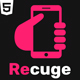 Recuge - Online Mobile Recharge HTML Template - ThemeForest Item for Sale