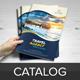 Travel Agency Brochure Catalog InDesign Template v7 - GraphicRiver Item for Sale
