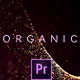 Space | Organic Titles - VideoHive Item for Sale