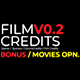 Film Credits And Movies Opener V2 - VideoHive Item for Sale