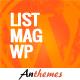List Mag WP - A Responsive WordPress Blog Theme - ThemeForest Item for Sale