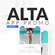 Alta- Phone App Promo - VideoHive Item for Sale