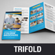 Education School Trifold Brochure v2 - GraphicRiver Item for Sale