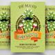 Cinco De Mayo Flyer - GraphicRiver Item for Sale