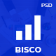 Bisco - Corporate & Business PSD Template - ThemeForest Item for Sale