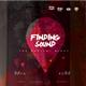 Finding Sound DJ Flyer - GraphicRiver Item for Sale