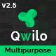 Qwilo - Multi-purpose Responsive HTML5 Template - ThemeForest Item for Sale