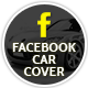 Facebook Car Cover - GraphicRiver Item for Sale