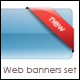 Benners set - GraphicRiver Item for Sale
