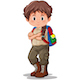 Boy Scout - GraphicRiver Item for Sale