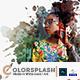 Colorsplash - Modern Watercolor Art   PS Action - GraphicRiver Item for Sale