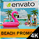 Summer Beach - Holiday Resort Party Event - VideoHive Item for Sale