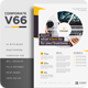 Corporate V66 Flyer - GraphicRiver Item for Sale
