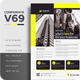 Corporate V69 Flyer - GraphicRiver Item for Sale