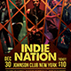 Indie Nation Flyer - GraphicRiver Item for Sale