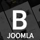 Blak - Responsive Multi-Purpose Joomla Template with Page Builder