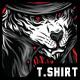 Sneak Tiger T-Shirt Design - GraphicRiver Item for Sale