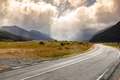 dramatic landscape scenery Arthur's pass in south New Zealand - PhotoDune Item for Sale