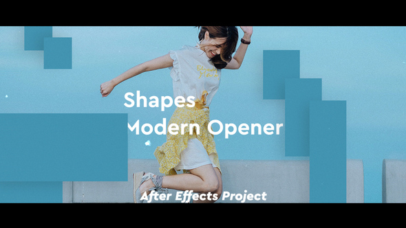 Shapes Modern Intro
