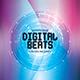 Digital Beats Flyer - GraphicRiver Item for Sale
