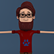 Randy Character Toon - 3DOcean Item for Sale