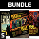 Music Flyer Bundle Vol. 25 - GraphicRiver Item for Sale
