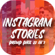 Instagram Stories Promo Pack 21 in 1 - VideoHive Item for Sale