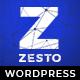 Zesto - Agency Corporate WordPress Theme - ThemeForest Item for Sale