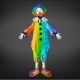 Clown in Circus - GraphicRiver Item for Sale